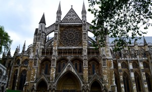 Westminster Abbey, London, 2012