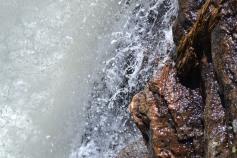 Alberta Falls Close Up