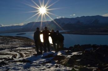 All I can saw is wow - Mt John, Lake Tekapo